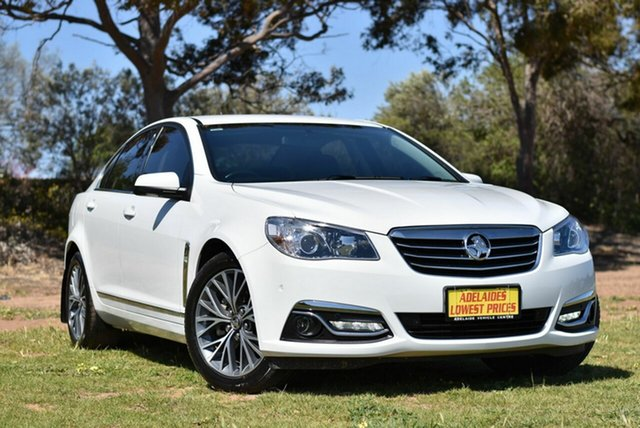 Used Holden Calais, Enfield, 2017 Holden Calais Sedan