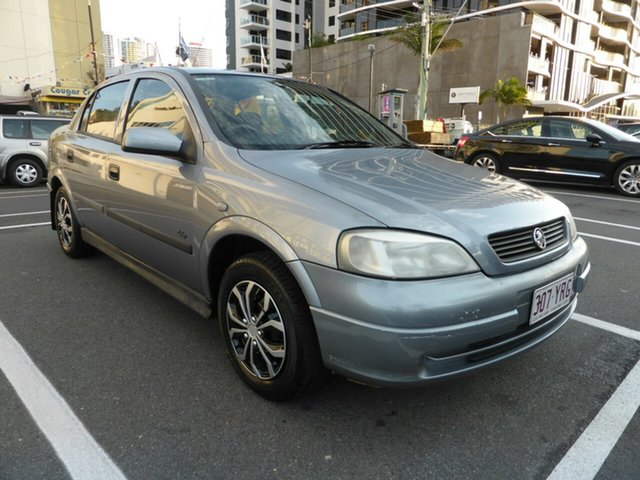 Used Holden Astra City, Southport, 2004 Holden Astra City Sedan