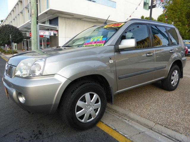 Used Nissan X-Trail ST (4x4), Southport, 2005 Nissan X-Trail ST (4x4) Wagon