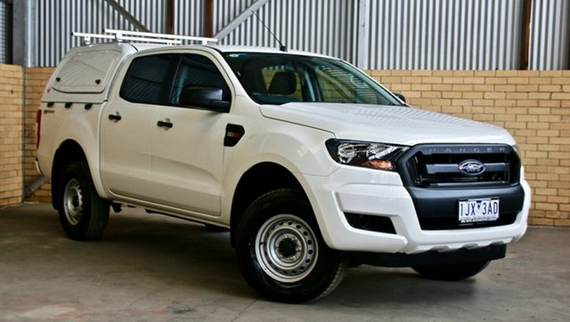 Used Ford Ranger XL Double Cab 4x2 Hi-Rider, Thomastown, 2016 Ford Ranger XL Double Cab 4x2 Hi-Rider Utility