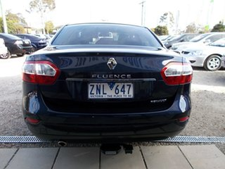 2013 Renault Fluence Dynamique Sedan.