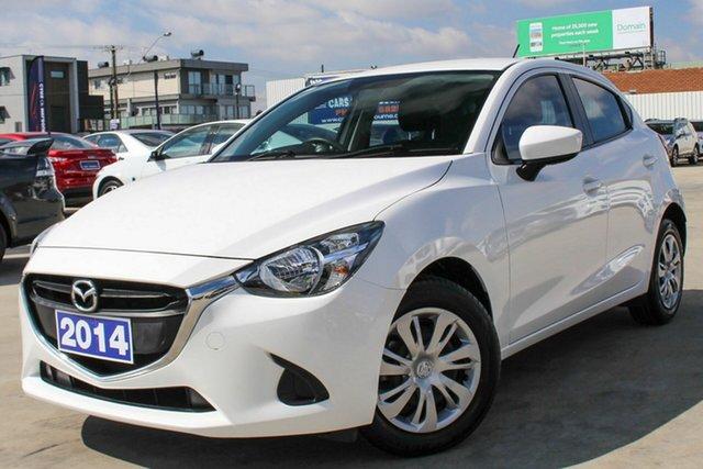 Used Mazda 2 Neo SKYACTIV-Drive, Coburg North, 2014 Mazda 2 Neo SKYACTIV-Drive Hatchback