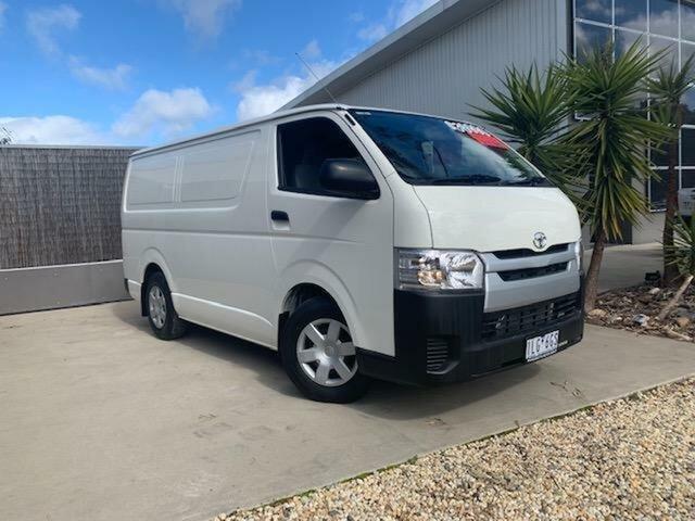 Used Toyota HiAce LWB, Wangaratta, 2016 Toyota HiAce LWB Van