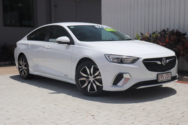 Used Holden Commodore RS Liftback AWD, Cairns, 2018 Holden Commodore RS Liftback AWD Liftback