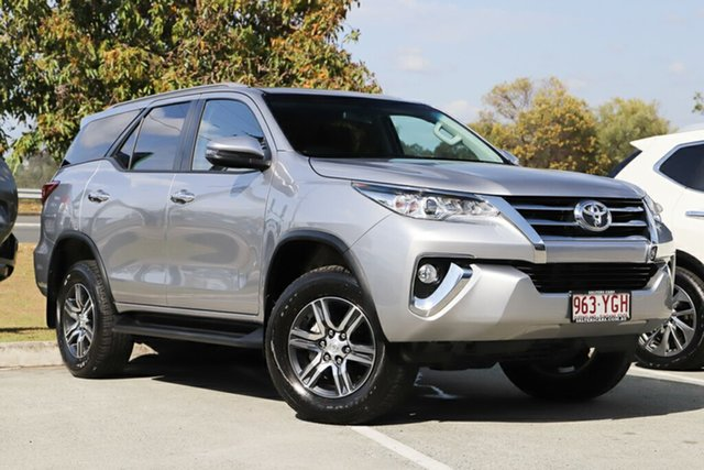 Used Toyota Fortuner GXL, Indooroopilly, 2018 Toyota Fortuner GXL Wagon