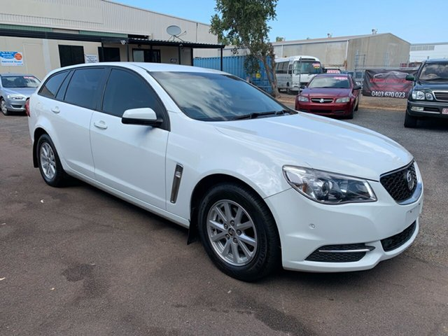 Used Holden Commodore Evoke Sportwagon, Winnellie, 2016 Holden Commodore Evoke Sportwagon Wagon