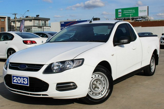 Used Ford Falcon EcoLPi Ute Super Cab, Coburg North, 2013 Ford Falcon EcoLPi Ute Super Cab Utility