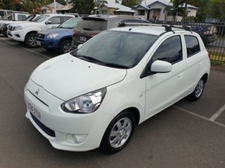 2013 Mitsubishi Mirage Hatch Hatchback.