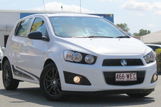 Used Holden Barina X, Rocklea, 2015 Holden Barina X Hatchback