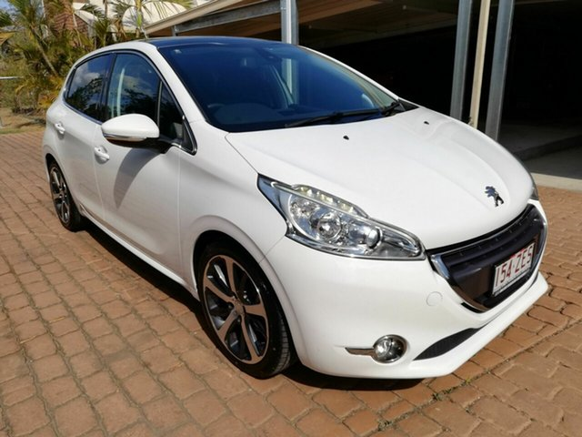 Discounted Used Peugeot 208 Allure Premium, Yamanto, 2013 Peugeot 208 Allure Premium Hatchback
