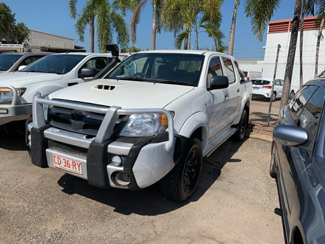 Used Toyota Hilux, Winnellie, 2007 Toyota Hilux Dual Cab