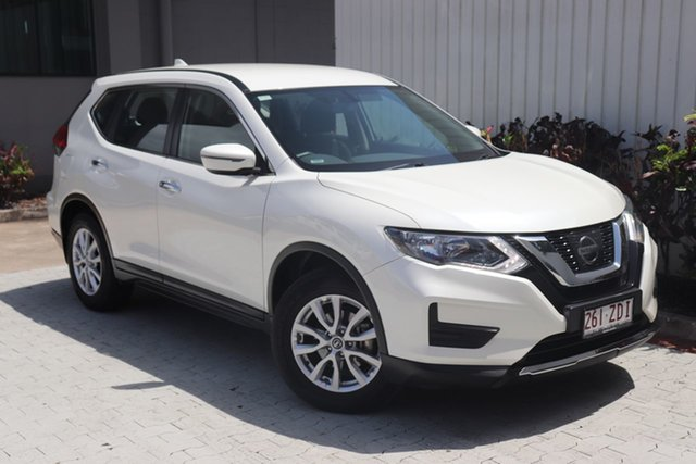 Used Nissan X-Trail ST X-tronic 4WD, Cairns, 2018 Nissan X-Trail ST X-tronic 4WD Wagon