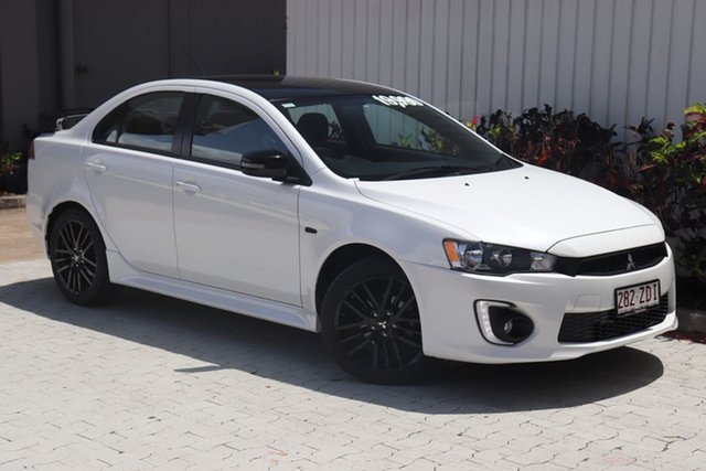 Used Mitsubishi Lancer Black Edition, Cairns, 2017 Mitsubishi Lancer Black Edition Sedan