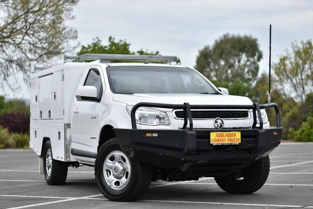 Used Holden Colorado LX 4x2, Enfield, 2013 Holden Colorado LX 4x2 Cab Chassis