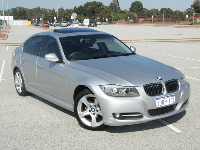 Used BMW 3 Series 320i Steptronic Lifestyle, Maddington, 2011 BMW 3 Series 320i Steptronic Lifestyle Sedan