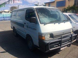 1997 Toyota HiAce Van.