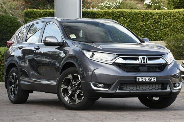 Demonstrator, Demo, Near New Honda CR-V VTi-S 4WD, Warwick Farm, 2019 Honda CR-V VTi-S 4WD SUV