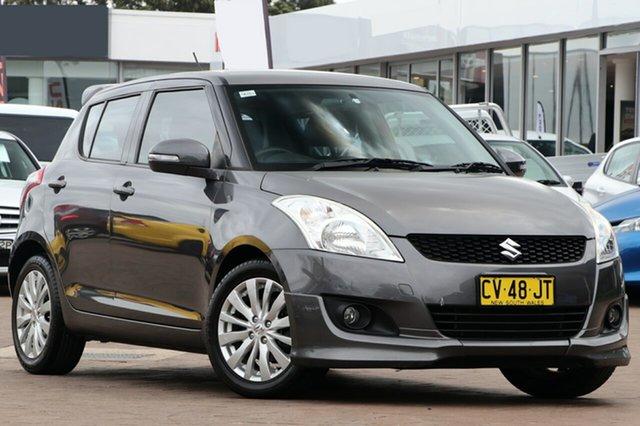 Used Suzuki Swift GLX, Narellan, 2011 Suzuki Swift GLX Hatchback