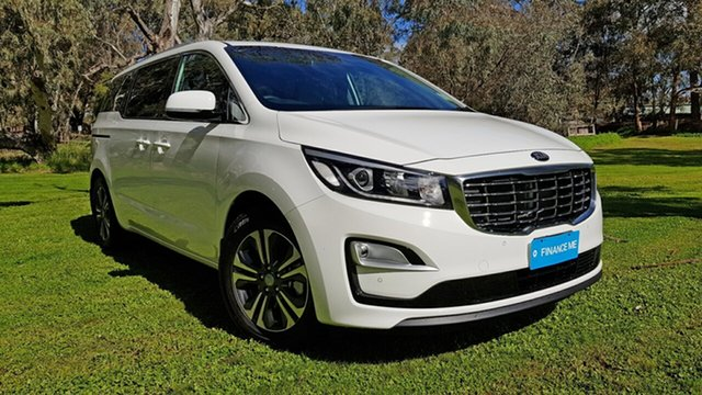 Demonstrator, Demo, Near New Kia Carnival SLi, Tanunda, 2019 Kia Carnival SLi Wagon
