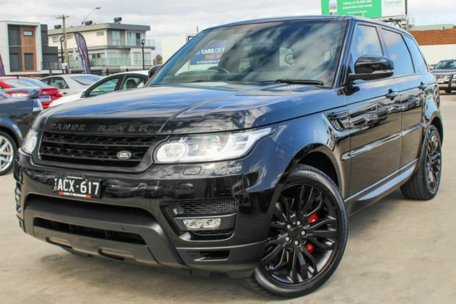 Used Land Rover Range Rover Sport SDV8 CommandShift HSE Dynamic, Coburg North, 2014 Land Rover Range Rover Sport SDV8 CommandShift HSE Dynamic Wagon