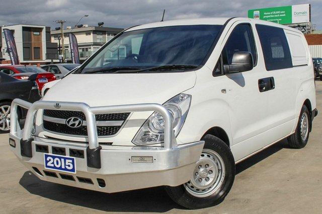 Used Hyundai iLOAD, Coburg North, 2015 Hyundai iLOAD Van