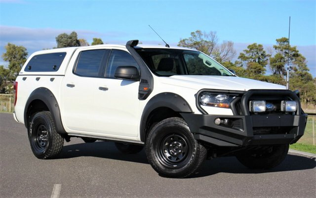 Used Ford Ranger XL Double Cab, Officer, 2015 Ford Ranger XL Double Cab Utility