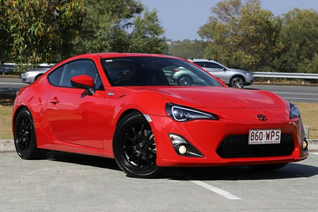 Used Toyota 86 GT, Indooroopilly, 2014 Toyota 86 GT Coupe