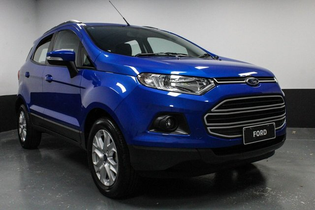 Used Ford Ecosport Trend PwrShift, Cardiff, 2016 Ford Ecosport Trend PwrShift Wagon