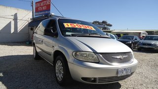 2002 Chrysler Grand Voyager SE Wagon.