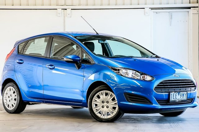 Used Ford Fiesta Ambiente, Laverton North, 2015 Ford Fiesta Ambiente Hatchback