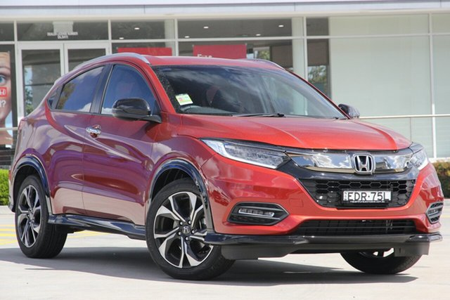 Discounted Demonstrator, Demo, Near New Honda HR-V RS, Narellan, 2019 Honda HR-V RS Hatchback