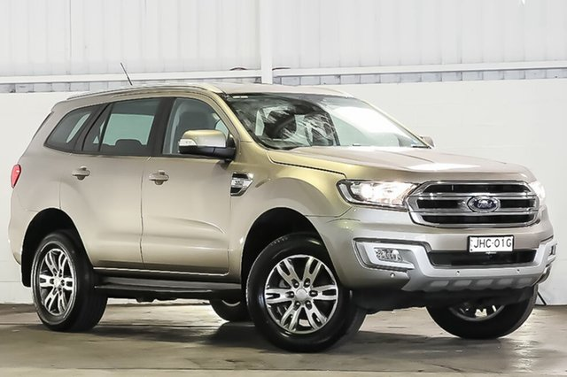 Used Ford Everest Trend 4WD, Laverton North, 2016 Ford Everest Trend 4WD Wagon
