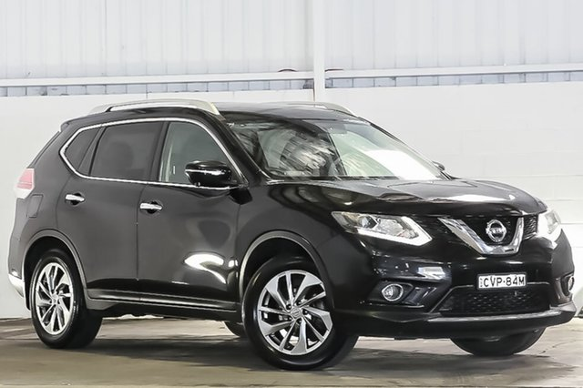 Used Nissan X-Trail Ti X-tronic 4WD, Laverton North, 2014 Nissan X-Trail Ti X-tronic 4WD Wagon
