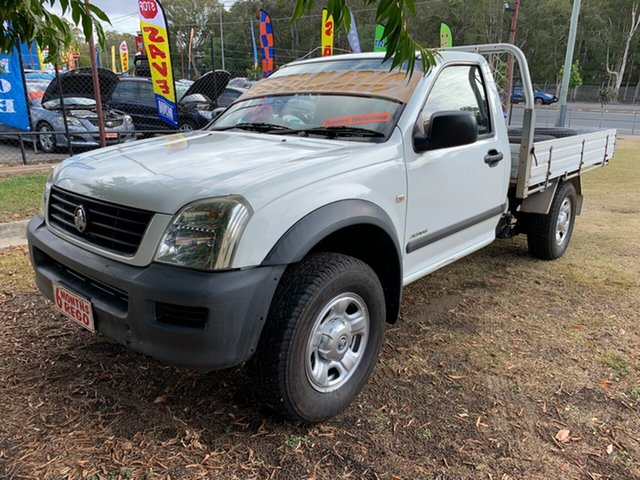 Used Holden Rodeo LX, Clontarf, 2005 Holden Rodeo LX Cab Chassis