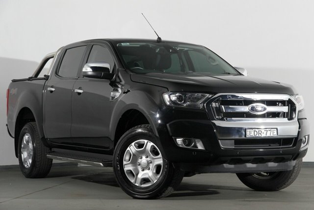 Discounted Used Ford Ranger XLT Double Cab, Narellan, 2017 Ford Ranger XLT Double Cab Utility