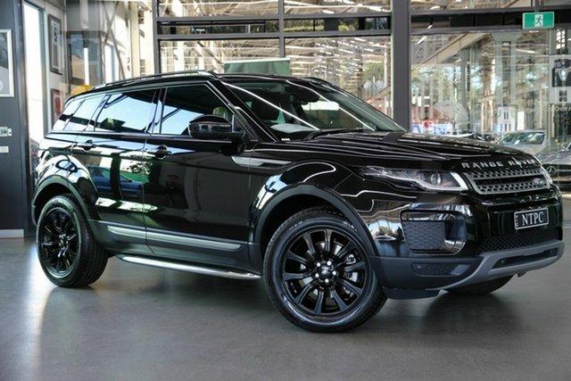 Used Land Rover Range Rover Evoque TD4 (110kW) SE, North Melbourne, 2018 Land Rover Range Rover Evoque TD4 (110kW) SE Wagon