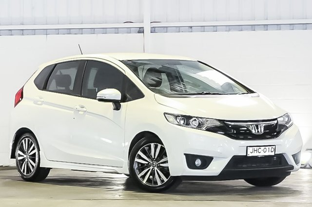 Used Honda Jazz VTi-L, Laverton North, 2017 Honda Jazz VTi-L Hatchback