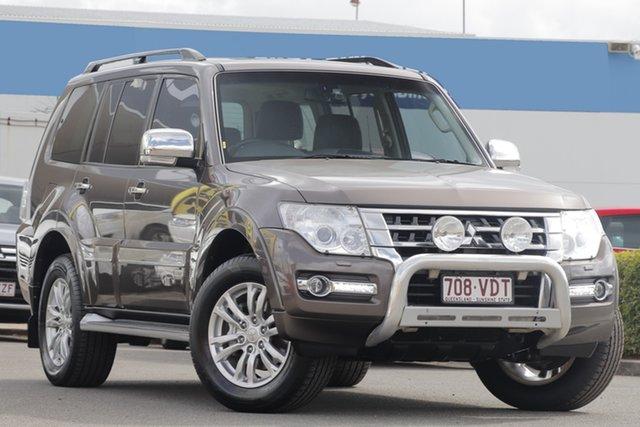 Used Mitsubishi Pajero Exceed, Bowen Hills, 2014 Mitsubishi Pajero Exceed Wagon