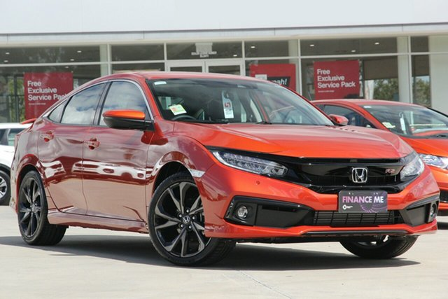 Discounted New Honda Civic RS, Narellan, 2019 Honda Civic RS Sedan