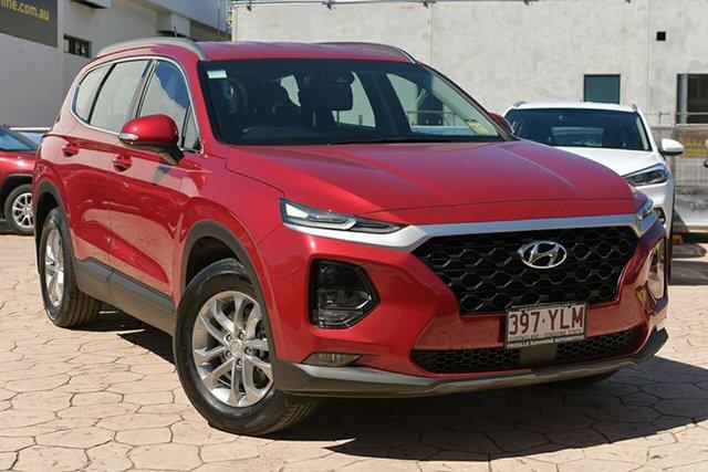Used Hyundai Santa Fe Active, Warwick Farm, 2018 Hyundai Santa Fe Active Wagon