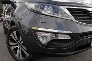 2013 Kia Sportage Platinum Wagon.