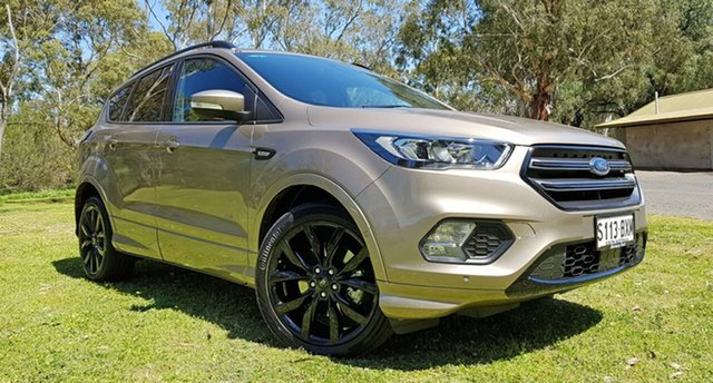 Used Ford Escape ST-Line AWD, Tanunda, 2018 Ford Escape ST-Line AWD Wagon
