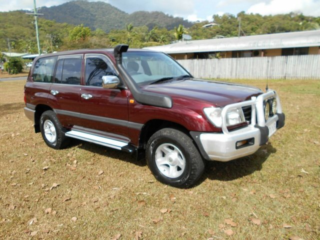 Used Toyota Landcruiser GXL (4x4), Cairns, 1999 Toyota Landcruiser GXL (4x4) Wagon