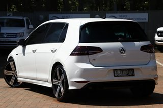 2014 Volkswagen Golf R 4MOTION Hatchback.