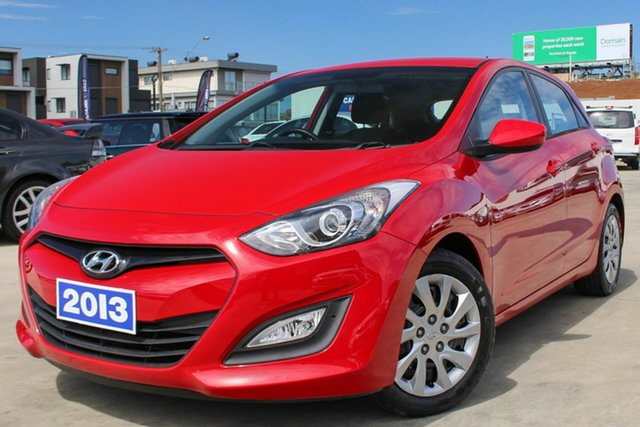 Used Hyundai i30 Active, Coburg North, 2013 Hyundai i30 Active Hatchback