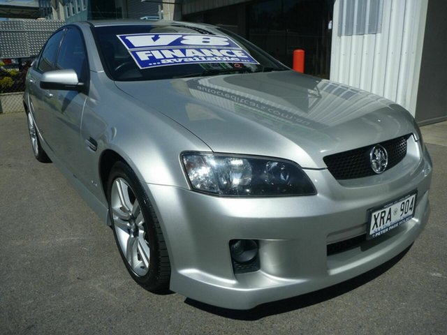 Used Holden Commodore SS, Edwardstown, 2007 Holden Commodore SS Sedan