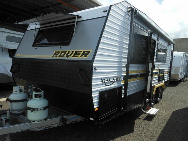 Used Galaxy Rover 190C, Pialba, 2016 Galaxy Rover 190C Caravan