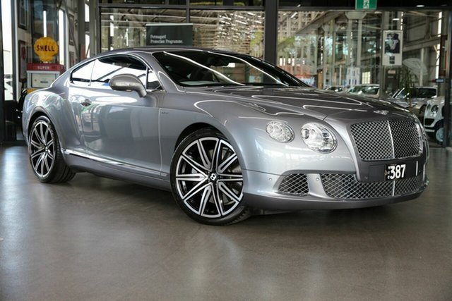 Used Bentley Continental GT Speed, North Melbourne, 2013 Bentley Continental GT Speed Coupe