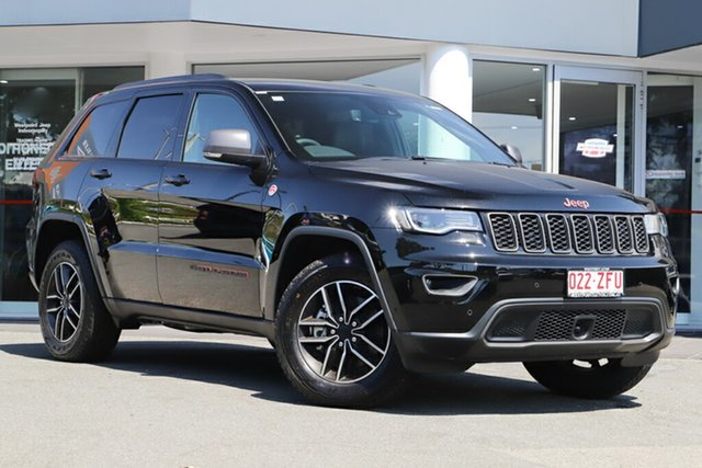 Used Jeep Grand Cherokee Trailhawk, Indooroopilly, 2019 Jeep Grand Cherokee Trailhawk Wagon