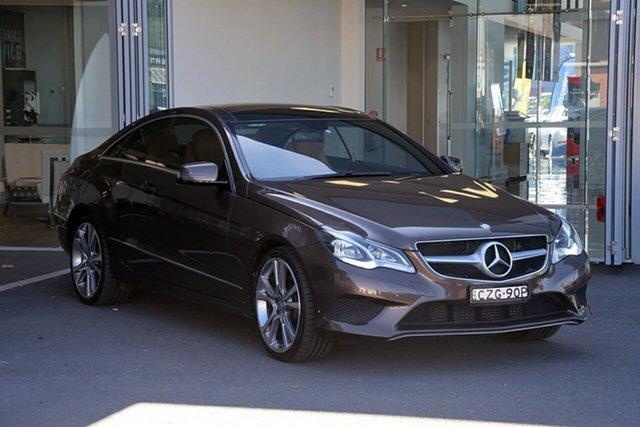 Used Mercedes-Benz E-Class E200 7G-Tronic +, Narellan, 2015 Mercedes-Benz E-Class E200 7G-Tronic + Coupe